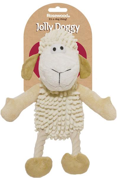 Мягкая игрушка для собак Rosewood Jolly Doggy