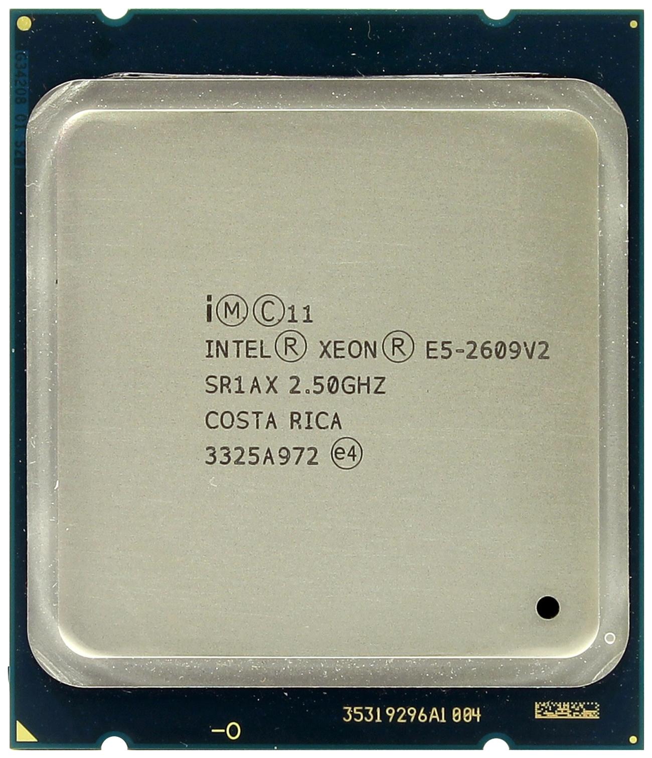 Процессор Intel Xeon E5 2609 v2