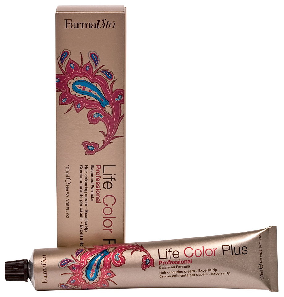 Краска для волос Farmavita Life Color Plus 6.7