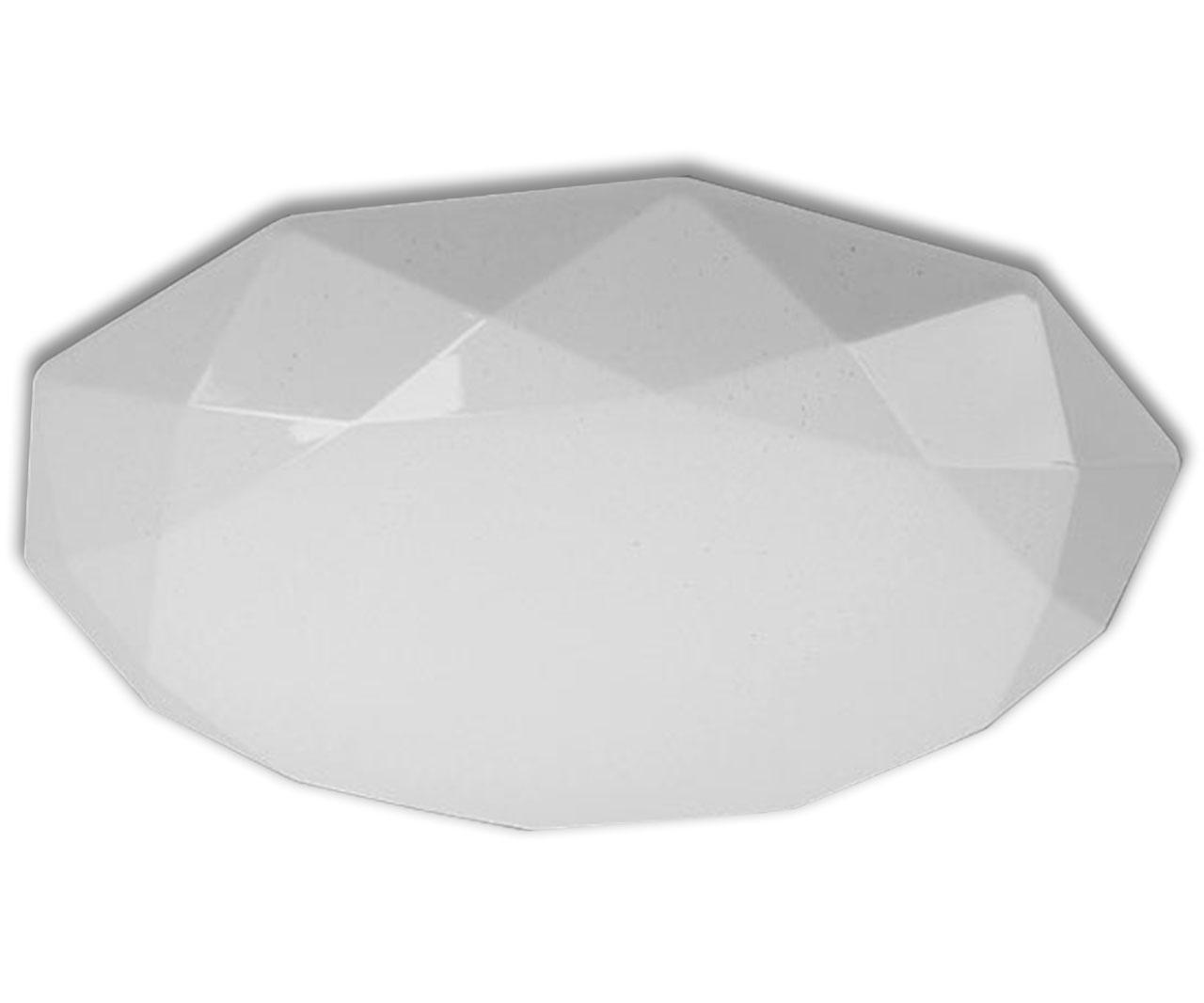 Настенно-потолочный светодиодный светильник Kink Light Кристалл 074131 фото