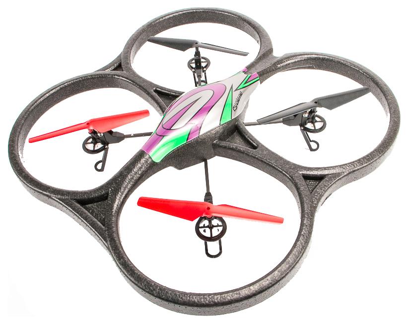 Купить Радиоуправляемый квадрокоптер WL Toys V333 Camera, WLToys, Квадрокоптеры для детей