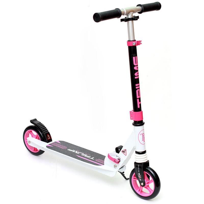 Купить Самокат Triumf Active SKL-041L розовый, Самокаты детские двухколесные