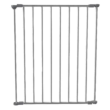Safe&care элемент удлинения для ограждений xl и xxl 65cm черный