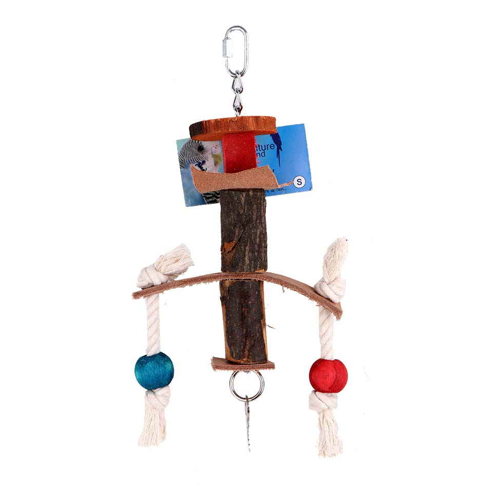 Игрушка для птиц SKY Adventure Bound BIRDIE BUDDY 27 см