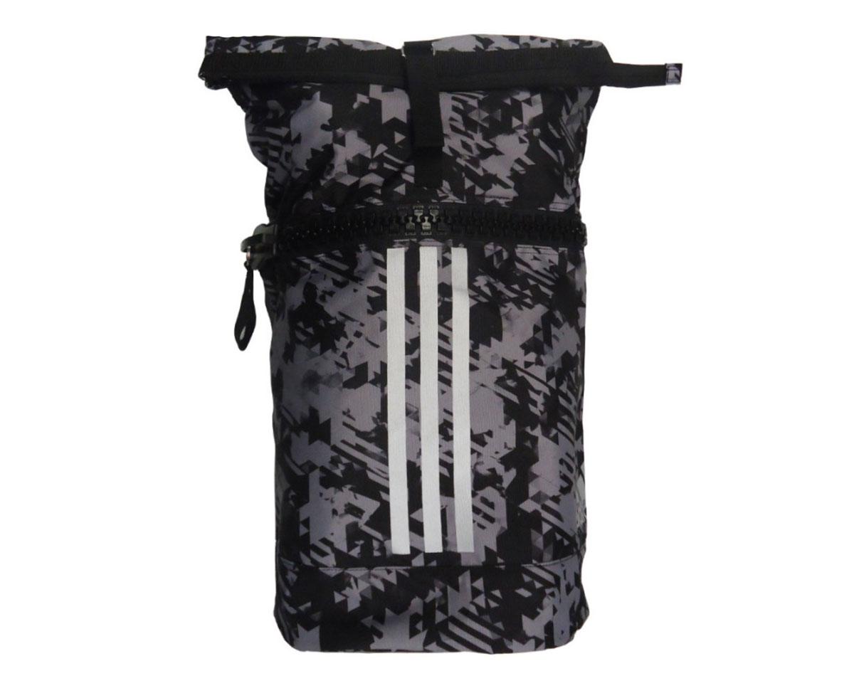 Рюкзак Adidas Military Camo Bag Combat Sport L 65 л черно-камуфляжный