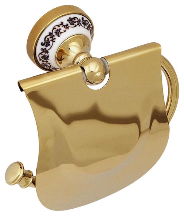 Держатель для туалетной бумаги Fixsen Bogema Gold