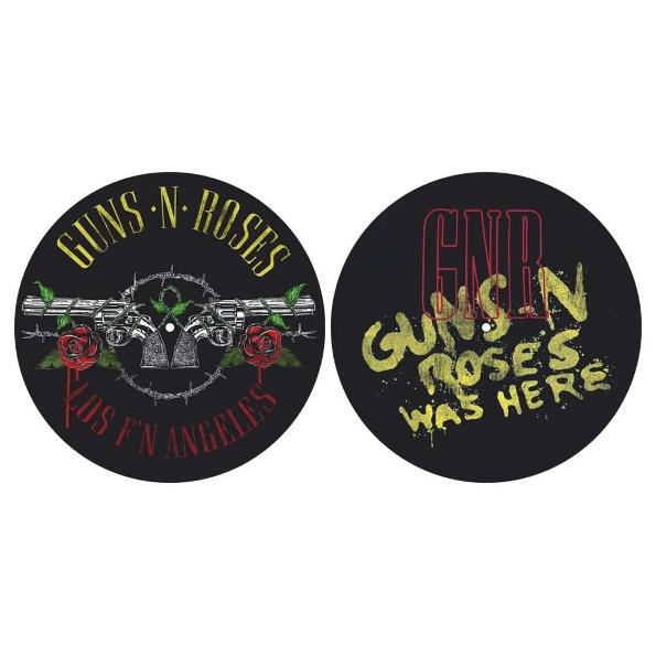 Слипмат для проигрывателя виниловых пластинок (Guns