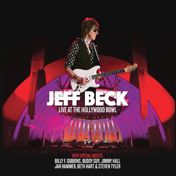 Jeff Beck Live At The Hollywood Bowl (3LP) фото