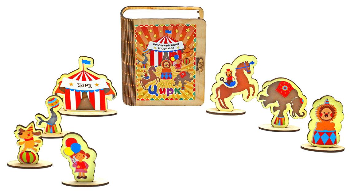 Настольный театр Цирк IG0053 1toy