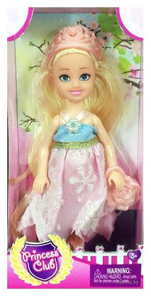 Купить Кукла Princess Club - Блондинка, 12 см Shantou, Shantou Gepai, Классические куклы