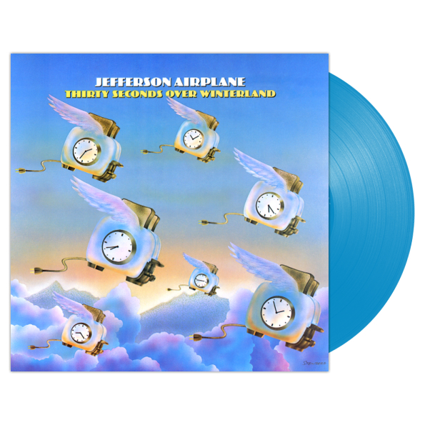 Jefferson Airplane Thirty Seconds Over Winterland (Coloured