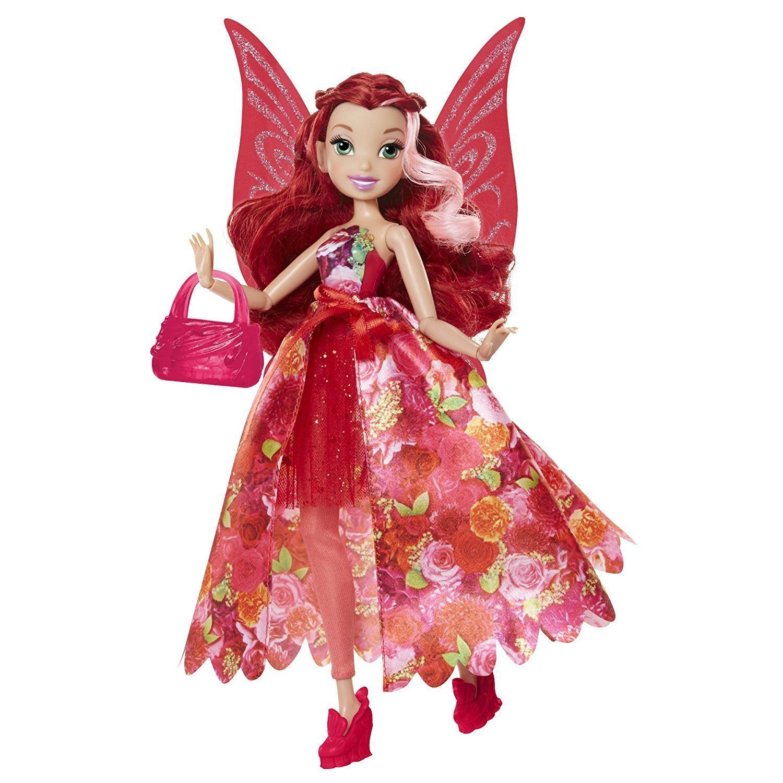 Купить Кукла Disney Фея Розетта Дисней, Делюкс 95674, Классические куклы