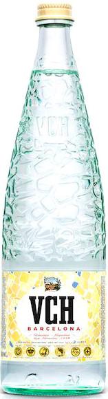 Вода Vichy Catalan  VCH Barcelona Sparkling Glass 1 л