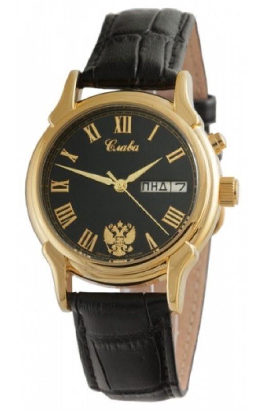 Наручные механические часы Слава Премьер 1239414/300-2428