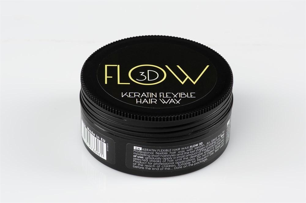 Воск с кератином STAPIZ Flow 3D Keratin