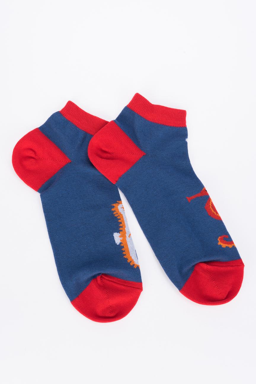 Носки женские big bang socks a1922 голубые 35-39