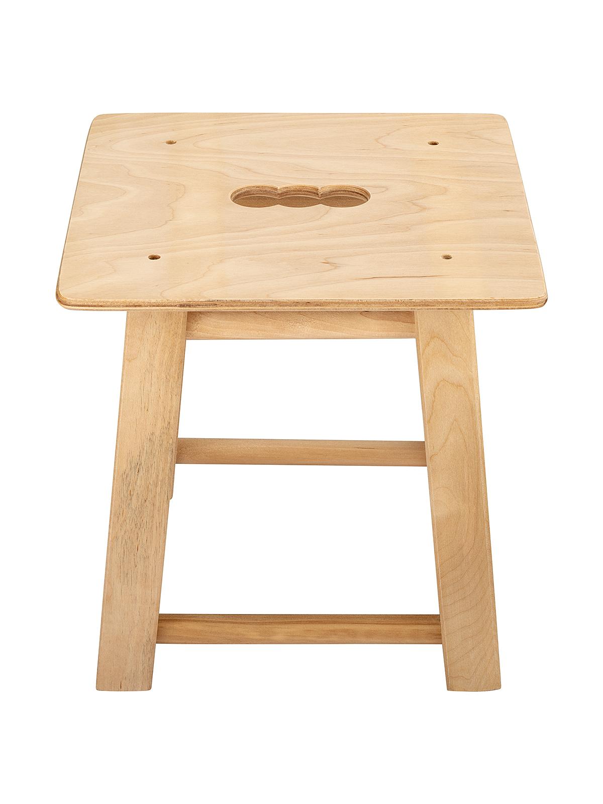 Табурет KETT-UP LOFT KINDER деревянный, лак