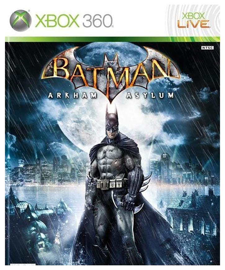 Игра Batman Arkham Asylum для Xbox 360