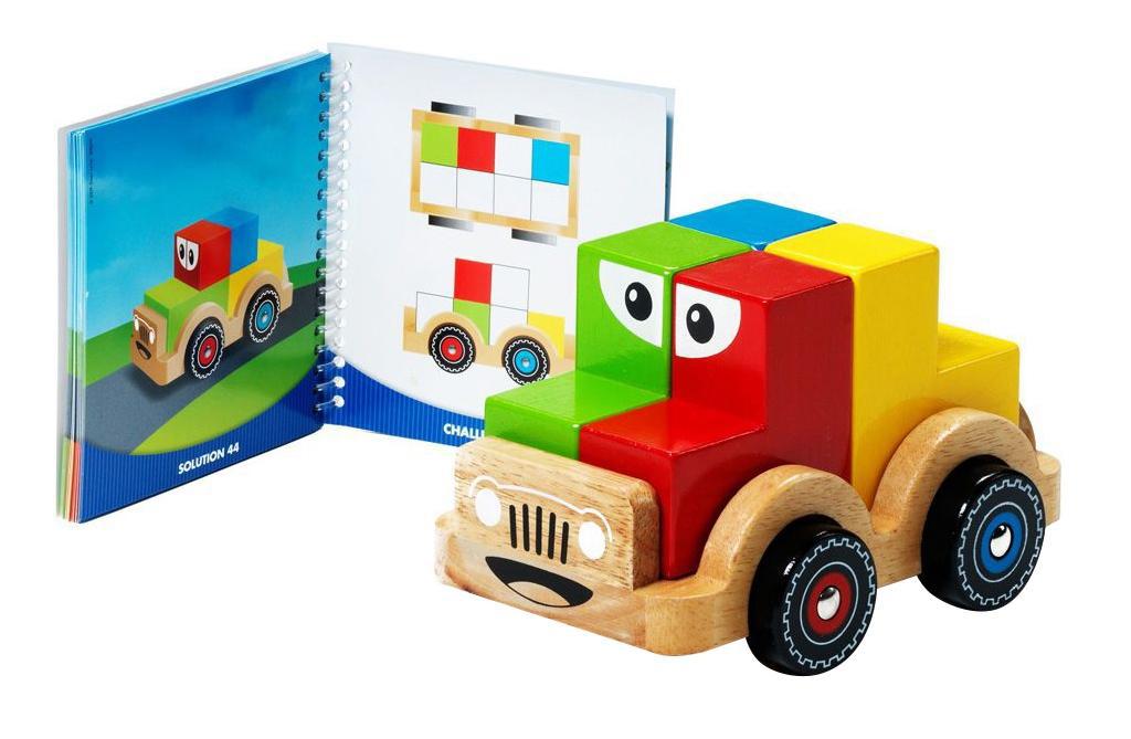 Купить Smart Тачка, Логическая игра Bondibon smart тачка, Семейные настольные игры