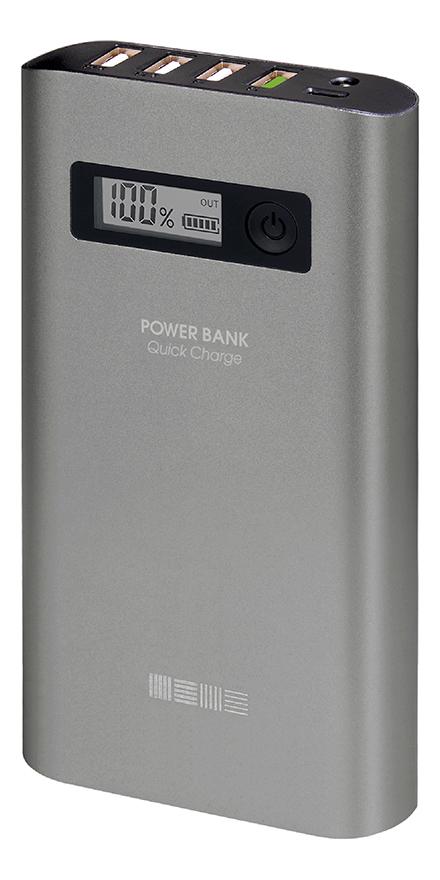 Внешний аккумулятор InterStep PB15000QC4U 15000 мА/ч