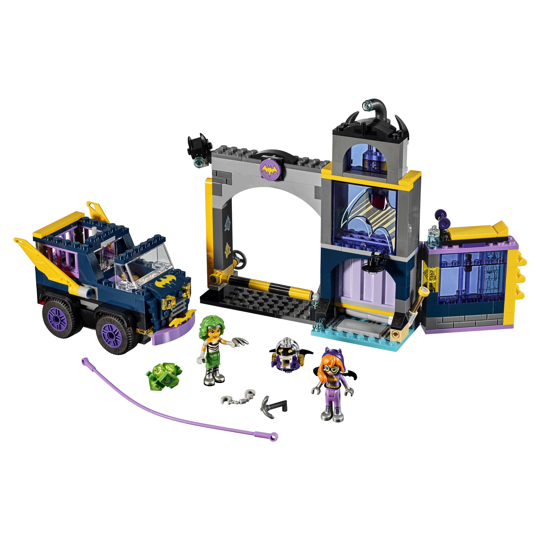 Купить Конструктор LEGO DC Super Hero Girls Секретный бункер Бэтгёрл (41237), LEGO Super Heroes