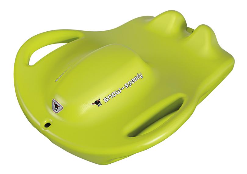 Ледянка детская светло зеленая BIG Speedy