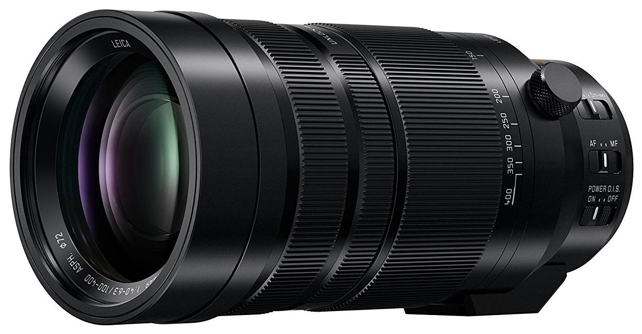 Объектив Panasonic Lumix G Leica D Vario