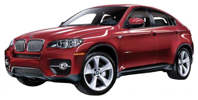 Купить Коллекционная модель Welly BMW X6 43617 1:34, Коллекционные модели