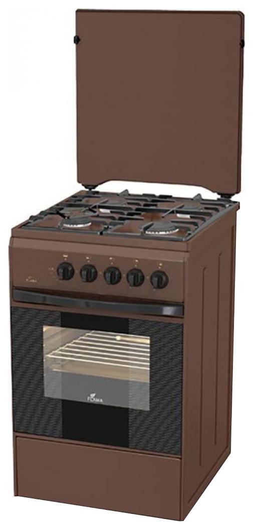 Газовая плита Flama FG 2424 B Brown