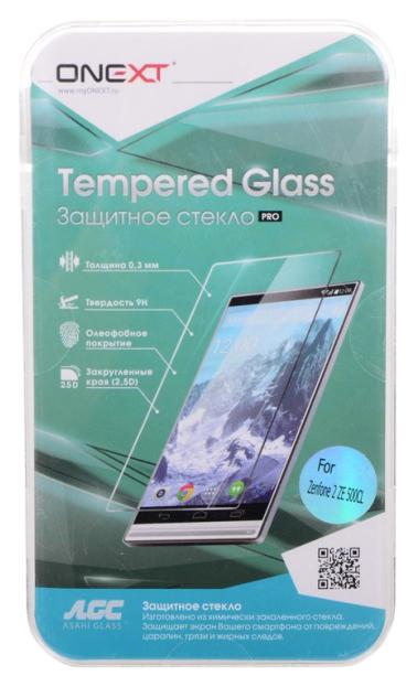 Защитное стекло ONEXT для Asus ZenFone 2 (ZE500CL)