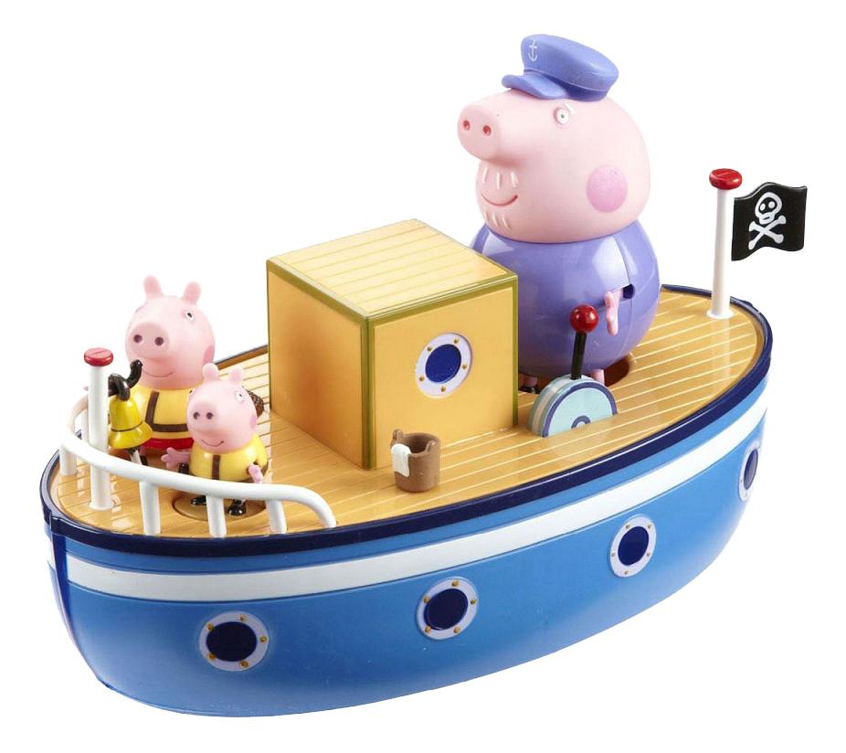 Купить Морское приключение Пеппы, Игровой набор Свинка Пеппа Морское приключение Пеппы, Peppa Pig, Игровые наборы