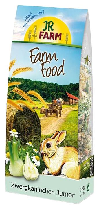 Корм для кроликов Jr Farm Farm Food Junior