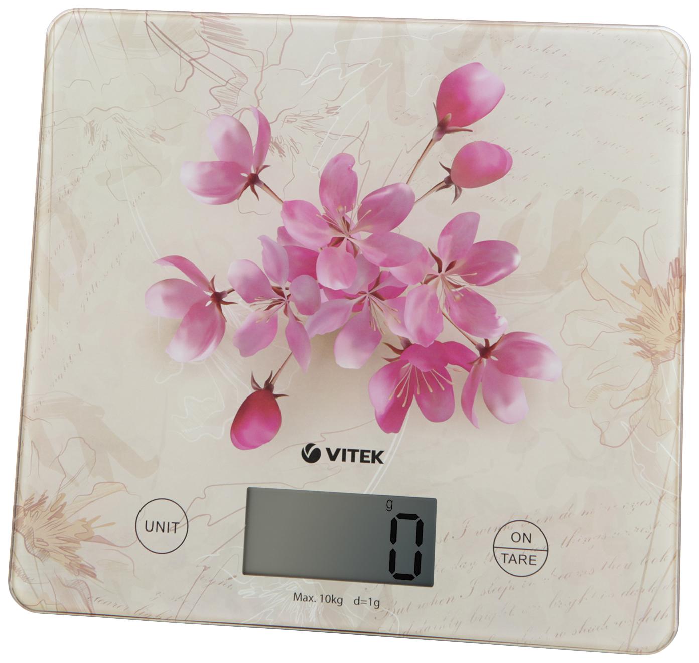 Весы кухонные VITEK VT 8023 PK