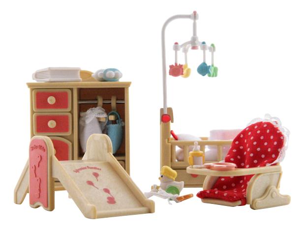 Игровой набор Sylvanian Families Детская комната