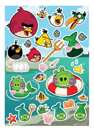 Наклейка декоративная для детской комнаты Decoretto Морские