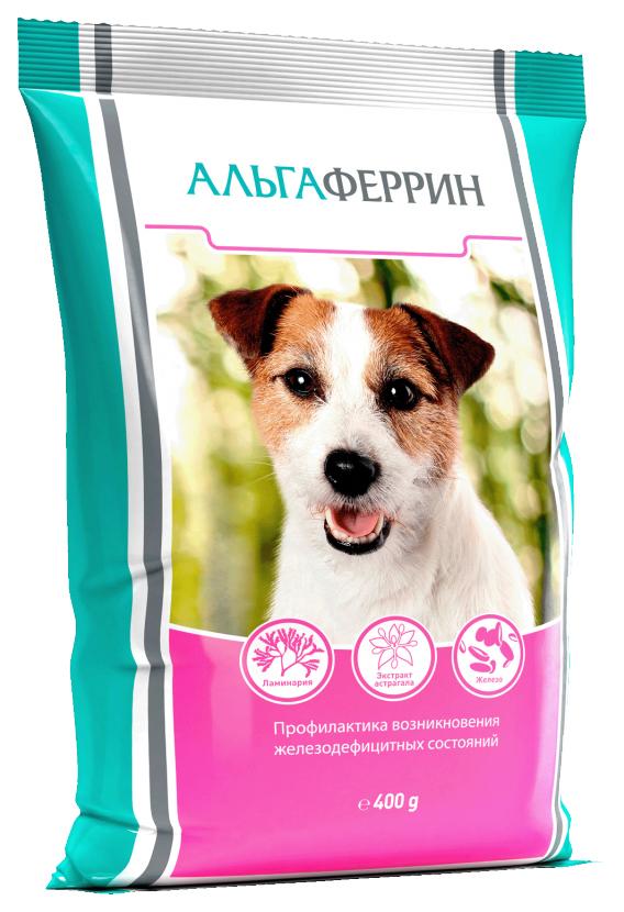 Витаминный комплекс для собак Биофармтокс Альгаферрин,