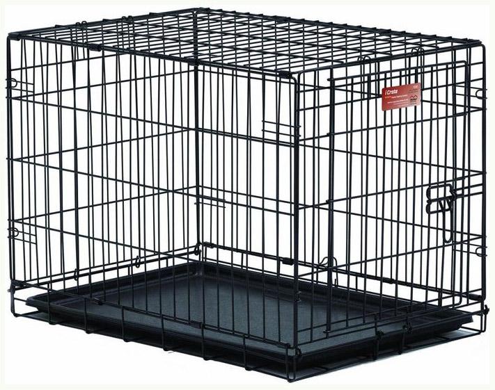 Клетка для собак Midwest iCrate 106x71x76 фото
