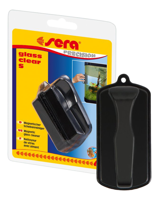 Стеклоочиститель аквариума sera Glass Clear магнитный S