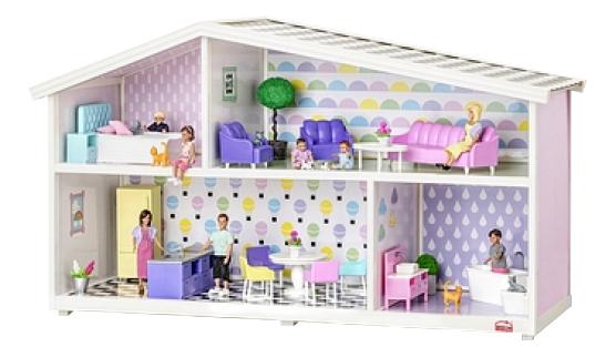 Купить Кукольный домик креативный, Кукольный домик Lundby креативный LB_60101800, Кукольные домики
