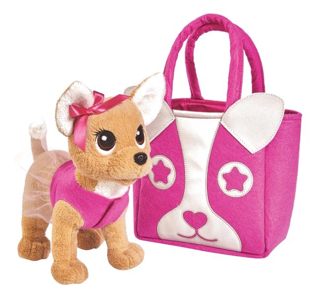 Мягкая игрушка Simba модница с сумочкой Chi Chi Love 5893121 фото
