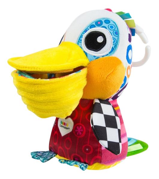 Подвесная игрушка Tomy Пеликанчик филипп, Подвесные игрушки  - купить со скидкой