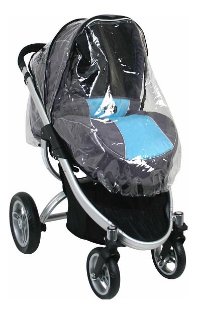 Дождевик на детскую коляску Valco Baby 8916