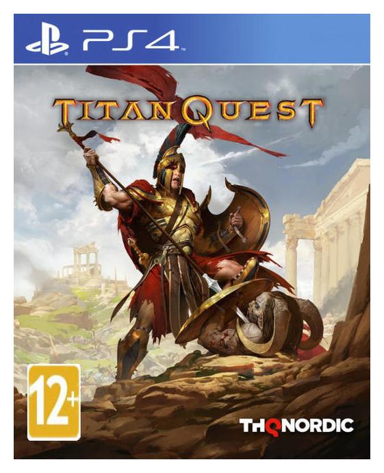 Игра Titan Quest для PlayStation 4 фото