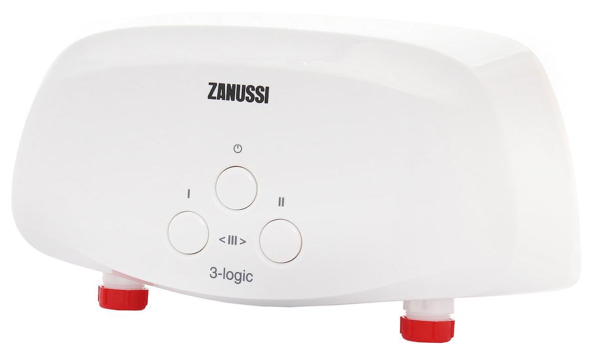 Водонагреватель проточный Zanussi 3 logic 3.5