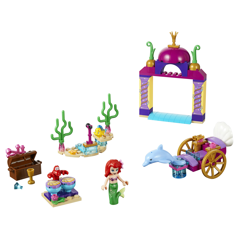 Купить Конструктор lego juniors подводный концерт ариэль 10765 lego, Конструктор LEGO Juniors Подводный концерт Ариэль 10765 LEGO, LEGO для девочек