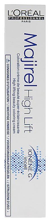 Краска для волос L'Oreal Professionnel Majirel High Lift Пепельный 50 мл фото