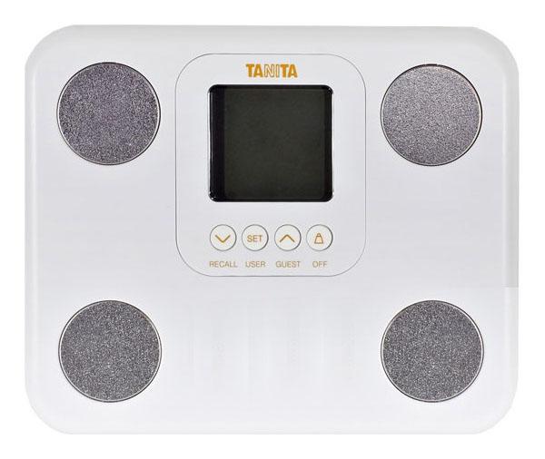 Весы напольные Tanita BC-730 White BC-730S