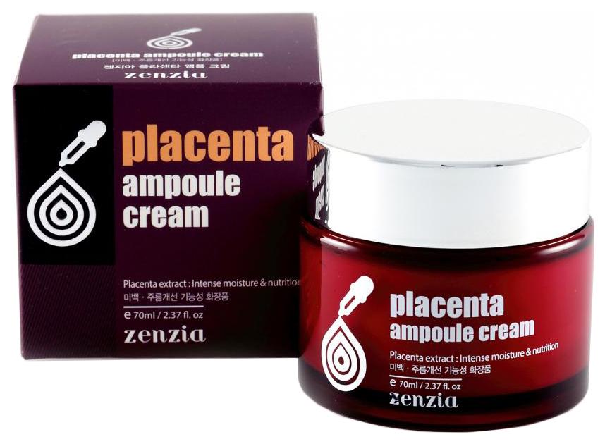 Крем для лица Zenzia С плацентой