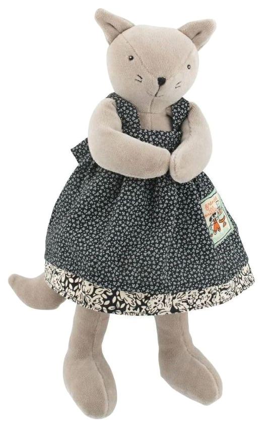 Мягкая игрушка Moulin Roty Кошка Агата 632066