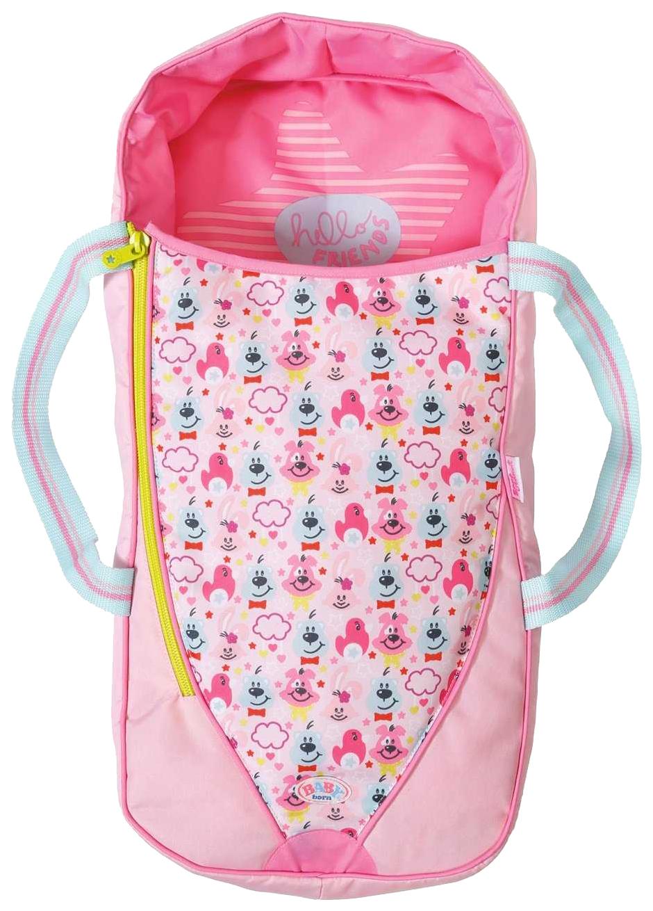 Спальный мешок + переноска для Baby Born